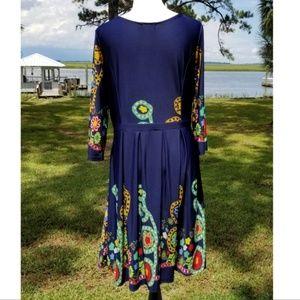 Reborn Dresses - Reborn printed dress